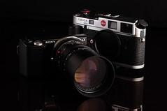 NEX + Leica M