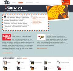 Wip _N_ Kip door FourceLabs voor Stekker Fest • PLAY Pilots
