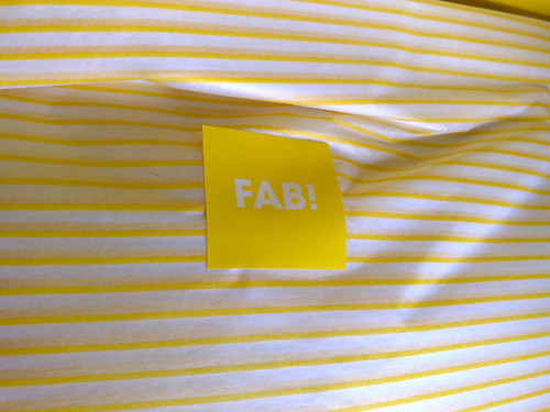 Selfridges online delivery packaging - fab