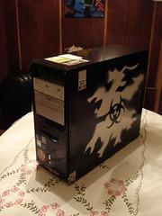 DSC09918 (erKURITA) Tags: azul fan torre caja case led ventilador antec atx blueled darkfleet df30
