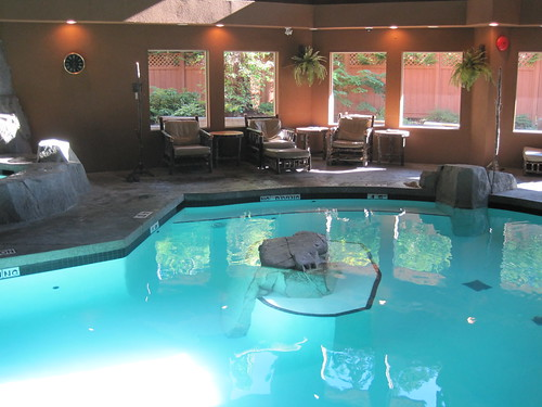 Grotto Spa at the Tigh-Na-Mara