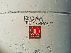 Reclaim the Commons