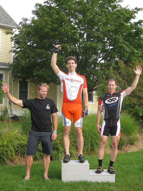 Grayslake Cycling Classic Cat 5 Winner!
