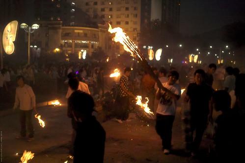 Dali Fire Festival, second batch