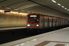 Greek metro