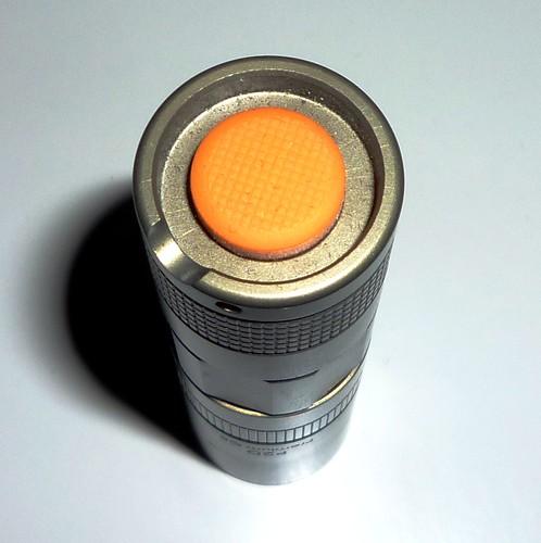 Fenix P2D Torch - Button