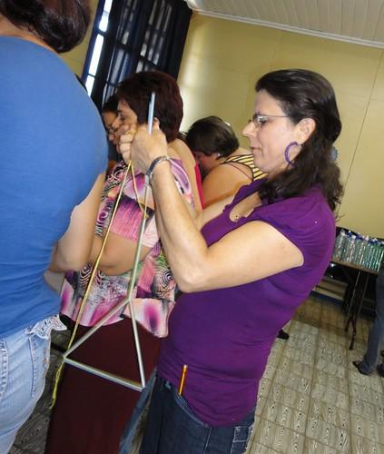 Taller Burbujas apoyado por Fundación Educar, Alajuela