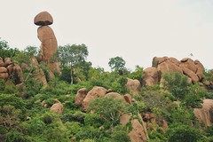 8c. Valley of incredible rock formations