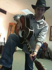 Dan Holmes cowboy's up