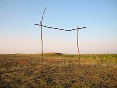 goal (Min_Max) Tags: field football goal homemade poles basic