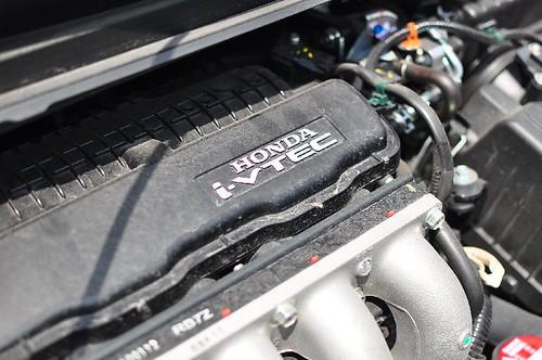 Honda Freed - iVtec engine