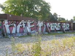 KAER & MORGAN (Billy Danze.) Tags: chicago de graffiti morgan kaer kym nswb kaer67