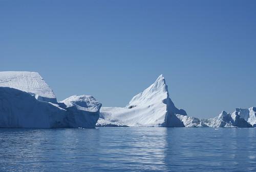 Icebergs Ilulisaat
