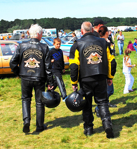 WOODVALE RALLY 2010 ~ THE (OLD) BOYS ARE BACK IN TOWN...