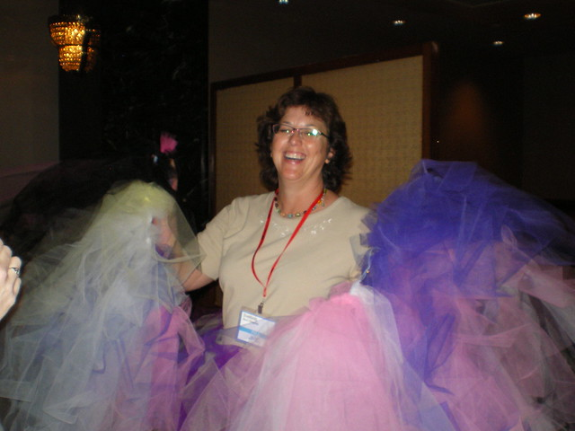 Suebob and many tutus