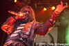 Rob Zombie @ Rockstar Energy Drink Mayhem Festival, DTE Energy Music Theatre, Clarkston, MI - 08-06-10