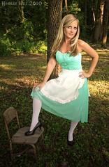 (Hannah Will (hannahwill82@yahoo.com)) Tags: blue trees green hat woods alice teapot mad teacup wonderland madhatter teaparty aliceinwonderland hatter drinkme
