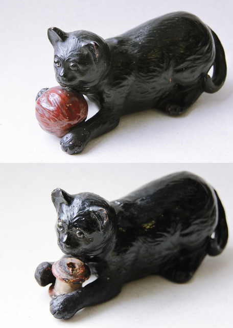Bretby Cat Figures