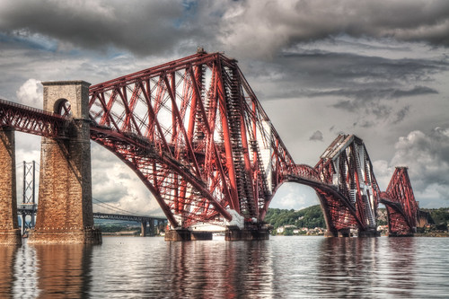 Forth Bridge Spans