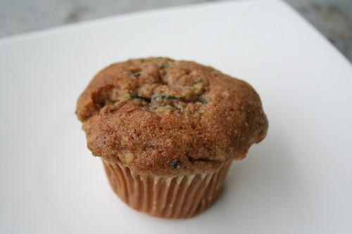 Gluten-Free Zucchini Muffins with Almond Flour