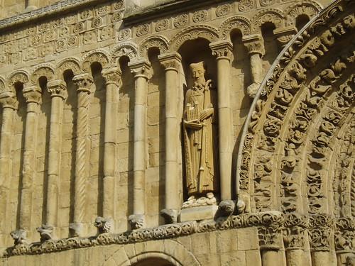 Romanesque Arcading