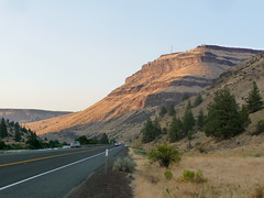 Highway 26, northwest Oregon