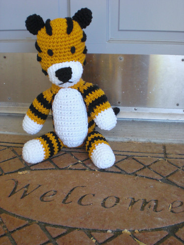 Welcome says Hobbes