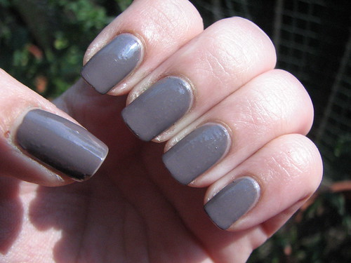 Lissa S Nails Essie Merino Cool And Comparison