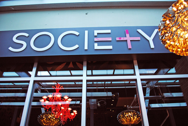 society in yaletown