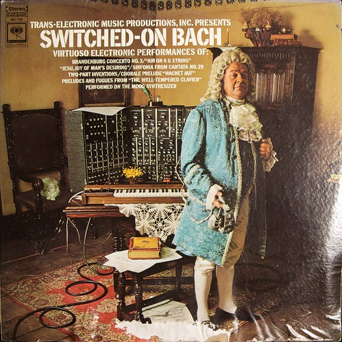 Carlos: Switched-On Bach