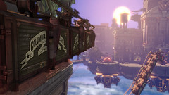BioShock Infinite for PS3: Columbia Skylines