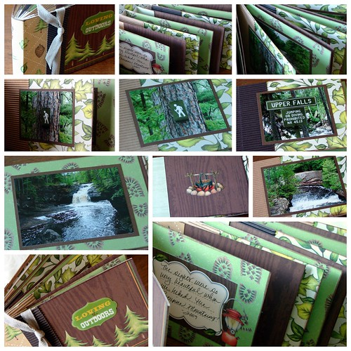 Loving the Outdoors Mini-Album