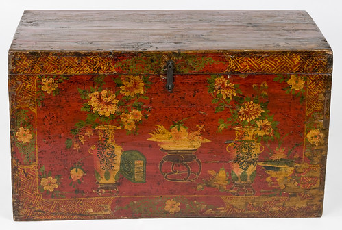 cn1061y-mongolian-antique-chest - How To Help Us Identify Your Antique? My Antique Furniture Collection