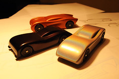 Pinewood Derby Cars 2008-2010 (cdubya1971) Tags: wood columbus ohio cars race design boyscouts gravity scouts derby scouting pinewood bsa pinewoodderby csca pinewoodderbycars pinewoodderbycar pinewoodderbycardesign