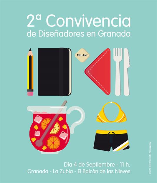 Segunda Convivencia de Diseñadores en Granada