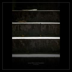 En el Parador de Limpias (morebcn) Tags: stair escalera lucesysombras cantabria escala llumsiombres lightsandshades paradornacionaldelimpias