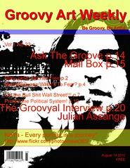 Groovy Art Weekly Vol.1 No.22 (Groovyal) Tags: life art magazine rag rockandroll antagonist periodical arouse