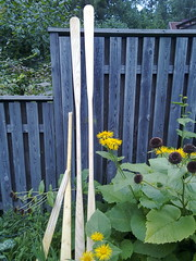 My Greenland paddles by Lejon2008, on Flickr