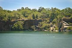 DSC_3578 (JohnLeJeune) Tags: longexposure quarry rockport middaysun halibutpointstatepark varinduo