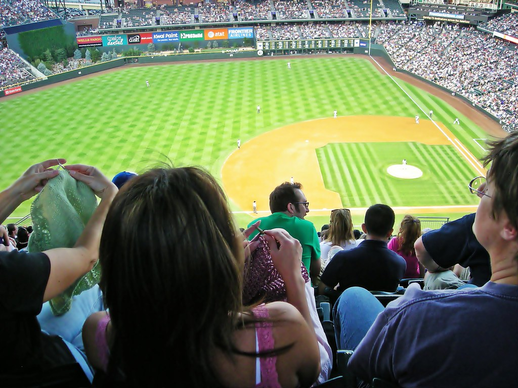 Rockies Stitch 'n Pitch