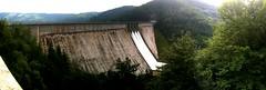 Panorama Barajul Izvorul Muntelui
