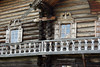 Old wooden house in Yamka settlement (Glebkach) Tags: old house wooden medieval russian karelia kizhi imagespace:hasdirection=false