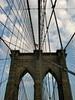 New York - Ponte di Brooklin (foto_quindi_sono) Tags: usa newyork skyline america bigapple brooklinbridge statiuniti grattacieli skycreeper pontedibrooklin