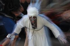 All never nothing - Fringe Fancies PHH Sykes F (1021) (PHH Sykes) Tags: festival edinburgh fringe lsu medea sykes 2010 phh ritualistic fancies purged euripedes wwwphhsykescouk