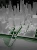 NEW YORK - MoMA : Progetto di una metropoli eco sostenibile (foto_quindi_sono) Tags: usa newyork green skyline america moma museumofmodernart bigapple statiuniti grattacieli skycreeper