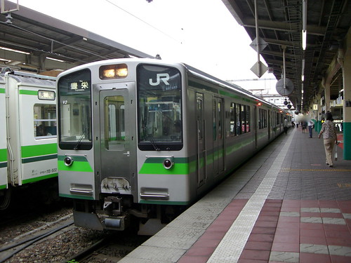 E127系電車/E127 Series EMU