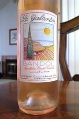 2009 Domaine le Galantin, Bandol Rosé