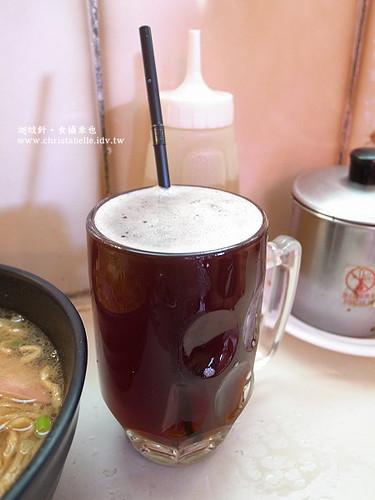 小豆豆冰紅茶