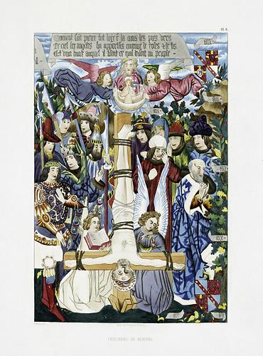 014-Tapiceria de Beauvais-Les anciennes tapisseries historiées…1838- Achille Jubinal