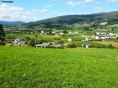 San Adriano Panoramica Del Valle (cubamagica) Tags: espaa spain galicia galiza lugo sanadriano lourenz cubamagica paisajesdegalicia valledelourenz